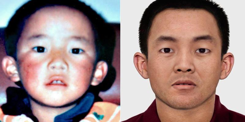 Panchen Lama vandaag de dag