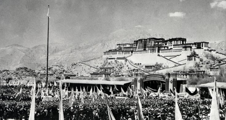 Tibetaanse opstand van 1959