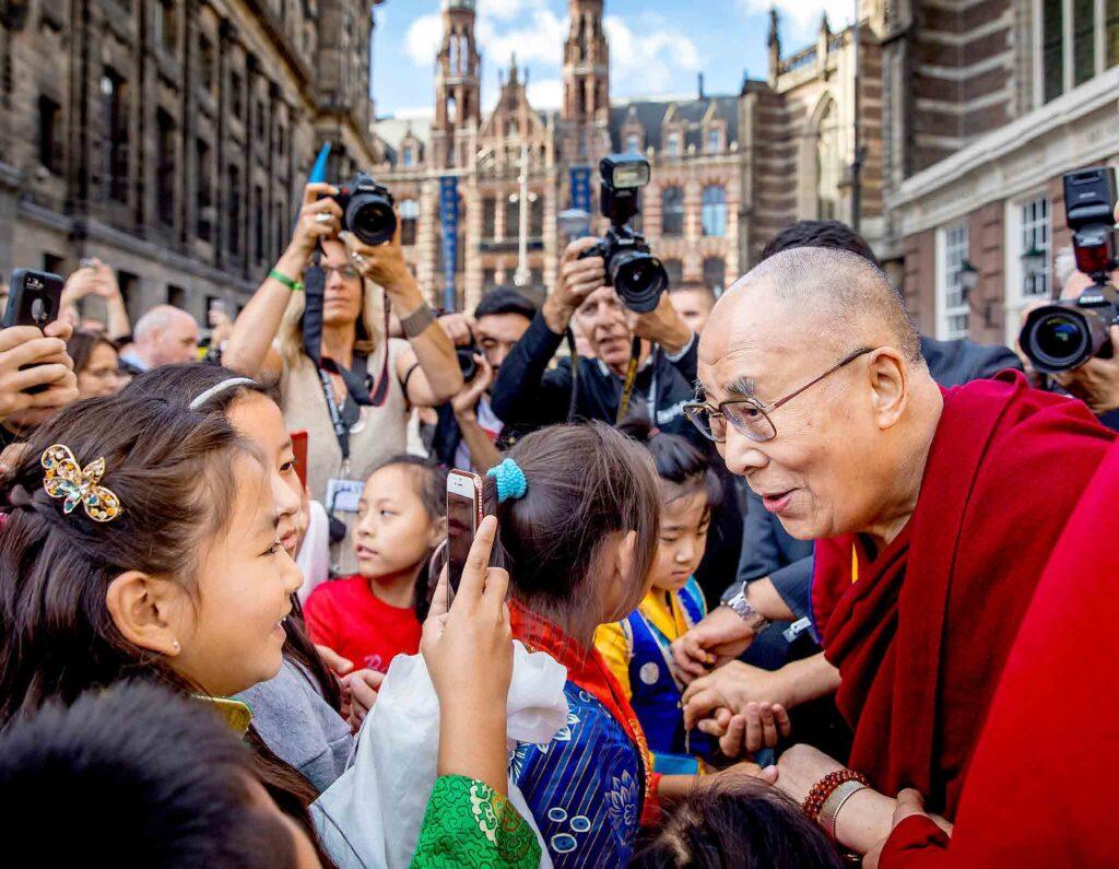 Tibetanen in Nederland doen het goed