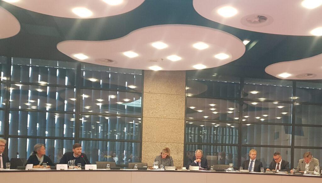Tsering Jampa, directeur ICT Europe in de Tweede Kamer over Tibet