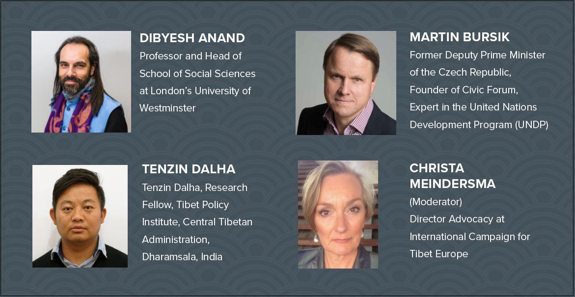 Guest speakers panel 16 june