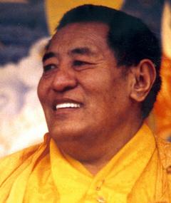 Afgebeeld: Khenpo Jigme Phuntsok